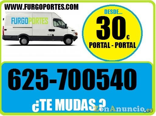 Portes ((en.madrid)):910:419123.tan solo 30€